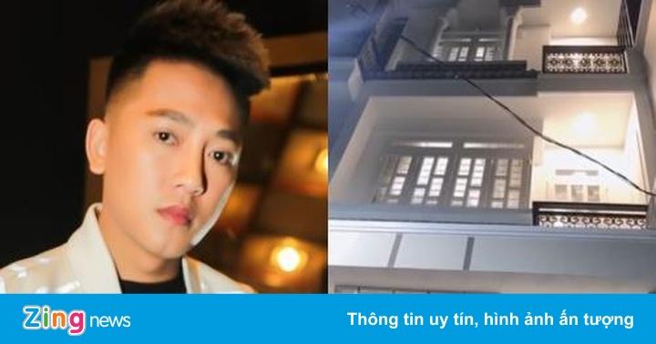 Ca sĩ Châu Khải Phong mua nhà hơn 10 tỷ đồng