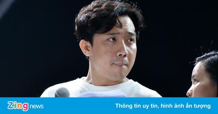 Trấn Thành chọc cười thí sinh Hoa hậu Hoàn vũ Việt Nam