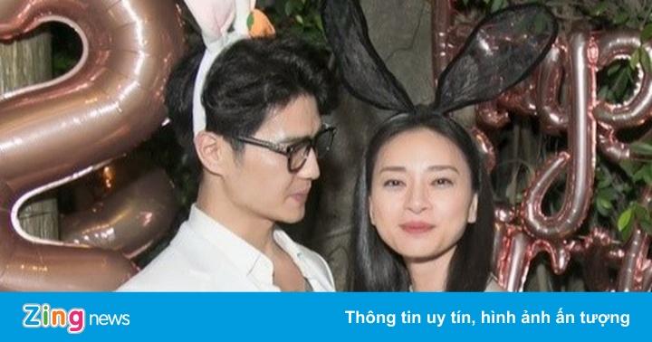 Ngô Thanh Vân nói hạnh phúc khi có Huy Trần ở bên
