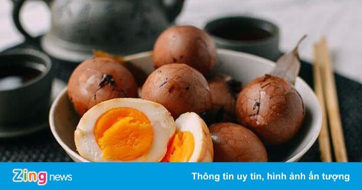 Đậu phụ thối chiên, trà trứng và loạt món ngon nức tiếng Thượng Hải