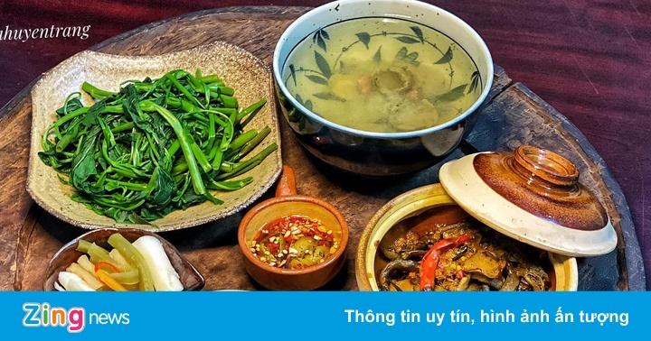 Lên thực đơn cả tuần cho bữa cơm nhà ấm cúng mùa dịch