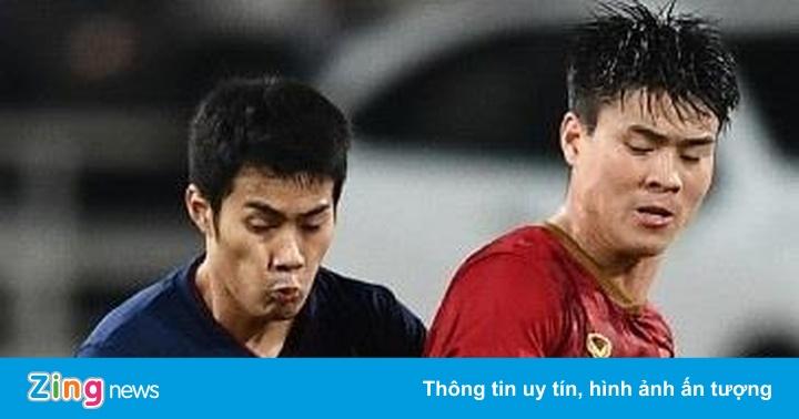 Chủ tịch LĐBĐ Thái Lan tiếc khi đội nhà không gặp may trước Việt Nam
