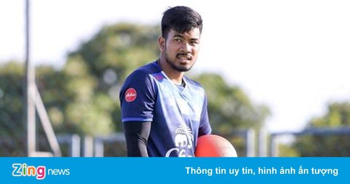 Thủ môn U22 Thái Lan nói gì về 2 quả 11 m của U22 Việt Nam