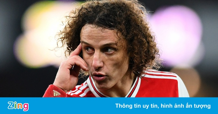 CĐV Arsenal đòi tống cổ David Luiz sau trận thua Man City