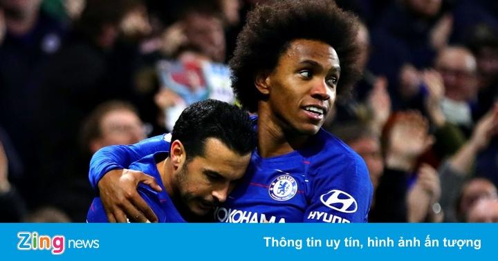 Chelsea mất trắng 2 ngôi sao trong chưa đầy 24 giờ - xs thứ hai
