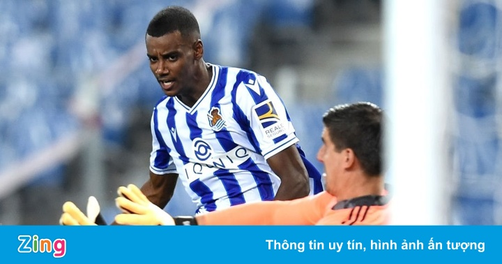 Real Sociedad 0-0 Real Madrid: Courtois cứu thua xuất thần