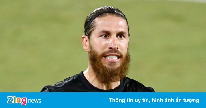 Ramos sút panenka thành công trên chấm 11 m