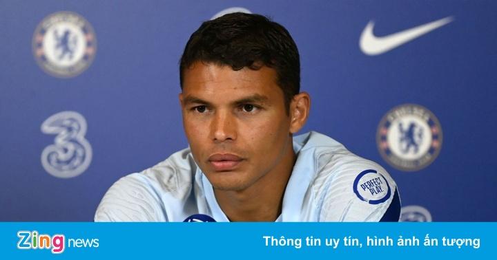 Thiago Silva chỉ trích thái độ của PSG