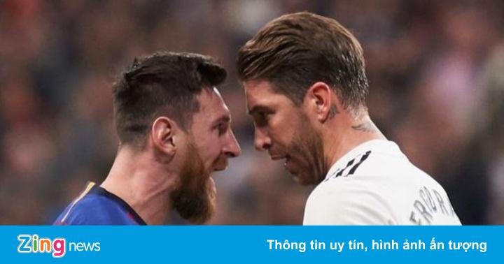 Barcelona 0-1 Real Madrid: Valverde tỏa sáng