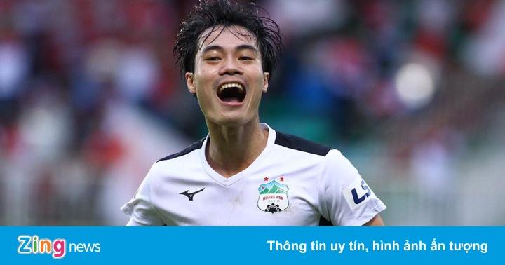 HAGL 1-2 CLB Sài Gòn: Văn Toàn lập công