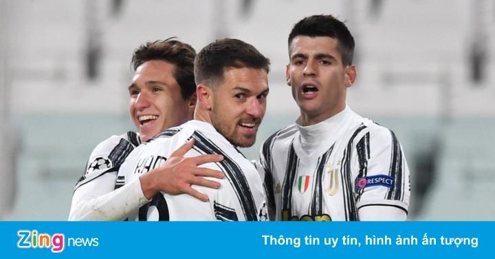 Ronaldo, Morata giúp Juventus tiếp tục bám đuổi Barca