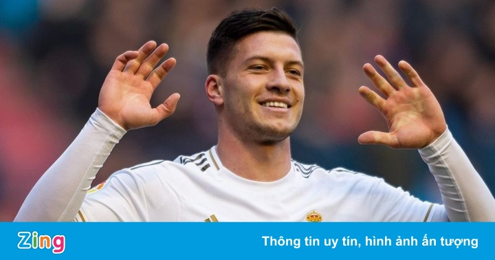 Chân sút 60 triệu euro rời Real Madrid