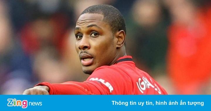 Man Utd chuẩn bị chia tay tuyển thủ Nigeria
