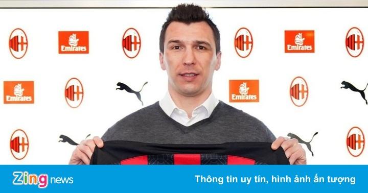 Lời nguyền áo số 9 tại AC Milan
