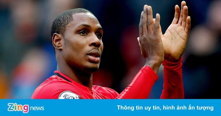 Man Utd chia tay cầu thủ người Nigeria duy nhất của CLB - mega 655