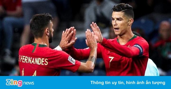 Giai đoạn rực rỡ của bóng đá Bồ Đào Nha