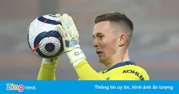 Người đóng thế De Gea cứu Man Utd ở phút 90