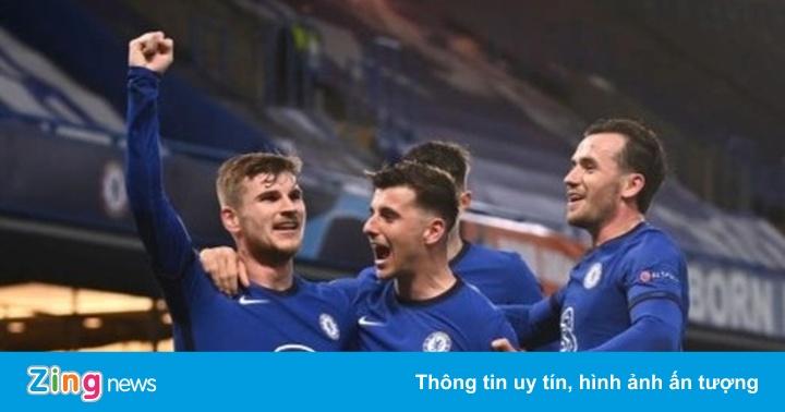 Chelsea hạ Real để vào chung kết Champions League