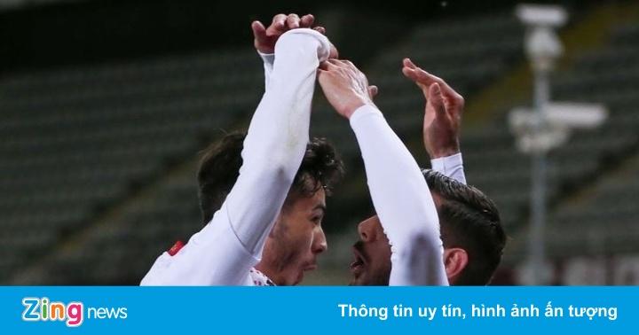AC Milan thắng 7-0 ở Serie A