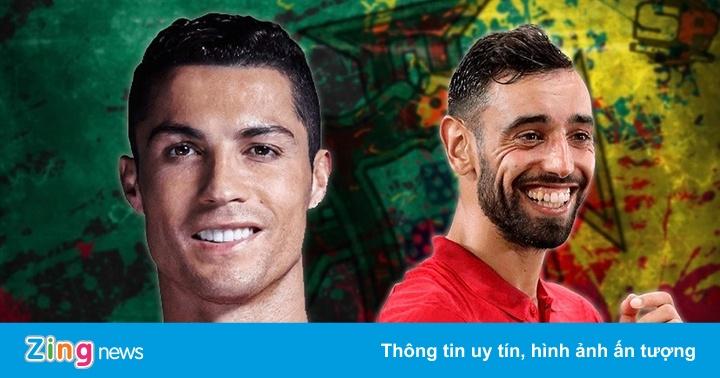 Tuyển Bồ Đào Nha mang đội hình toàn sao đến EURO 2020