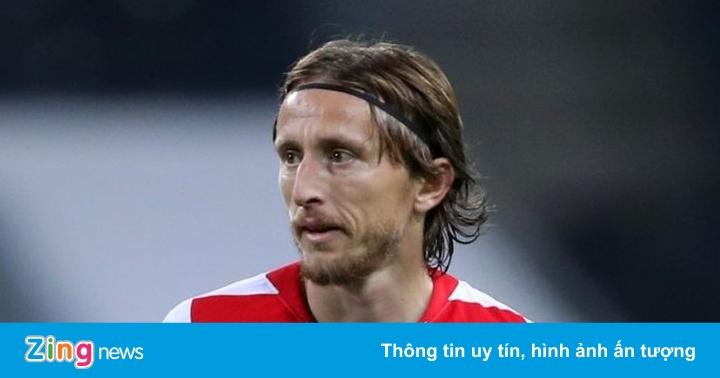 Tuyển Croatia chốt danh sách dự EURO 2020