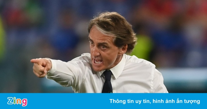 HLV Thụy Sĩ: 'Tuyển Italy có đủ yếu tố vào bán kết Euro 2020'