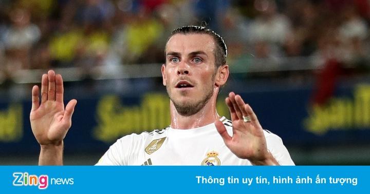 Bale mất số áo yêu thích ở Real