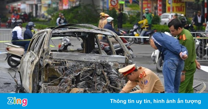 Nữ sinh thoát chết trong vụ Mercedes tông 3 xe máy