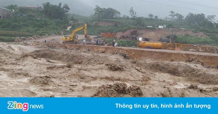 Mưa lũ lớn ở Lai Châu khiến 2 người chết, 3 mất tích