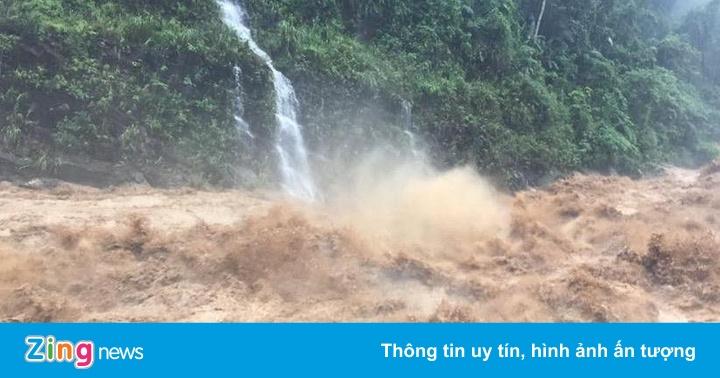 Thủ tướng chỉ đạo khắc phục hậu quả mưa lũ ở miền Bắc