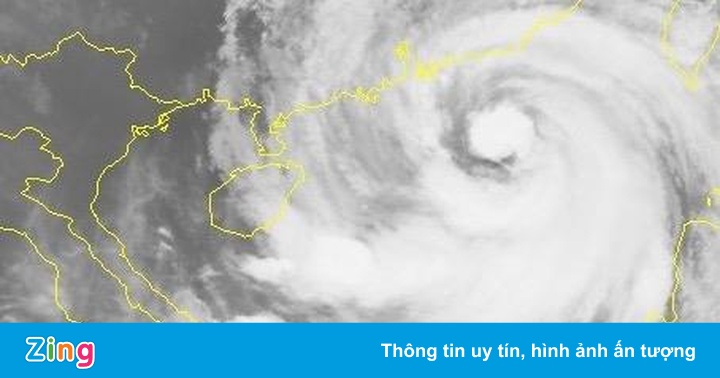 Bão số 6 – Mangkhut đổ bộ Trung Quốc, vịnh Bắc Bộ sóng cao 3-4 m