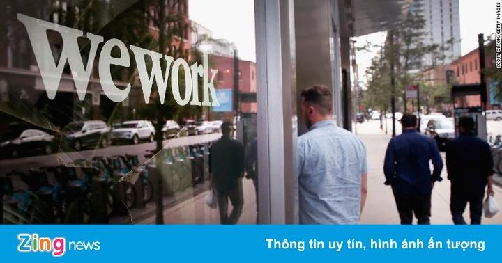 Nhà đầu tư quay lưng, WeWork dừng IPO