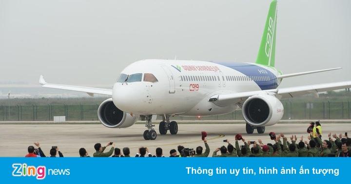 Trung Quốc sản xuất được máy bay thương mại nhờ tấn công tin tặc?