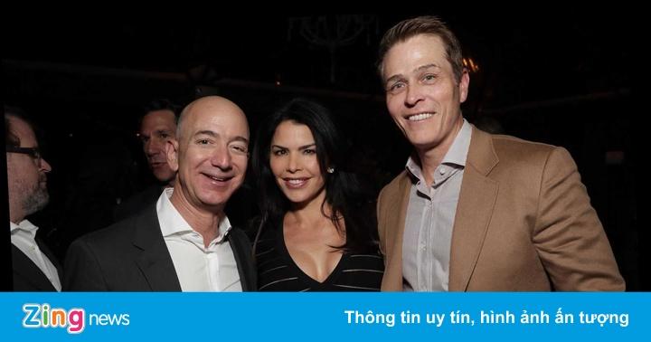 Người tình của tỷ phú Jeff Bezos hoàn tất việc ly hôn