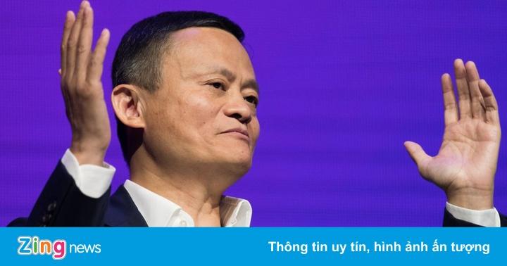 Jack Ma tụt 3 bậc trong xếp hạng người giàu Trung Quốc - giá vàng 9999 hôm nay 1311