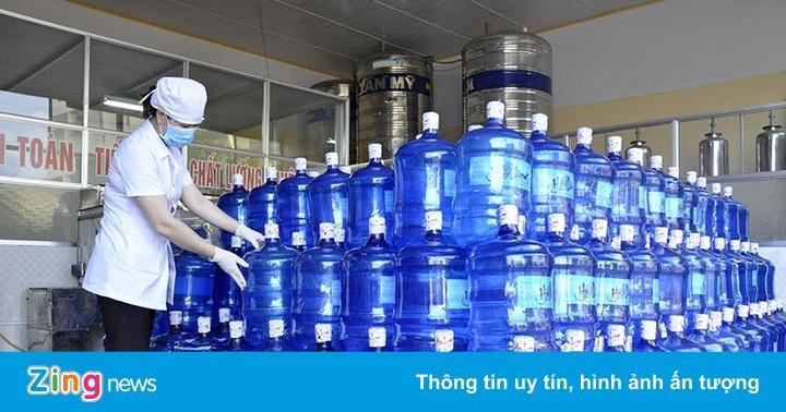 Ngăn tăng giá bất hợp lý mặt hàng nước đóng chai, đóng bình