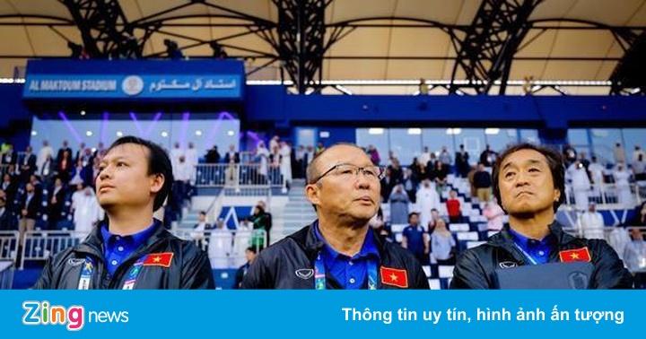 Vingroup và Hưng Thịnh hỗ trợ trả lương cho HLV Park Hang-seo