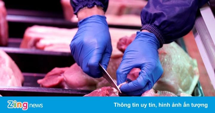 3 tháng cuối năm, cả nước thiếu hơn 200.000 tấn thịt lợn