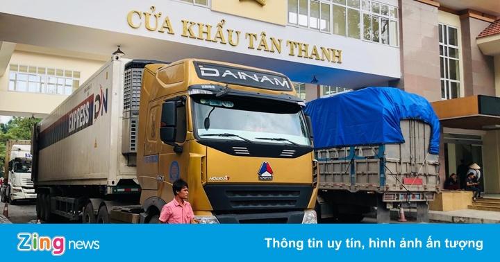 Trung Quốc siết nhập khẩu qua biên giới với Việt Nam
