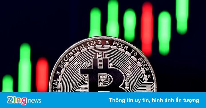 Giá Bitcoin lao dốc xuống dưới 30.000 USD/đồng