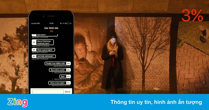 Ung dung Die With Me - Tin tức tức online 24h về Ứng dụng Die With Me - ZING .VN