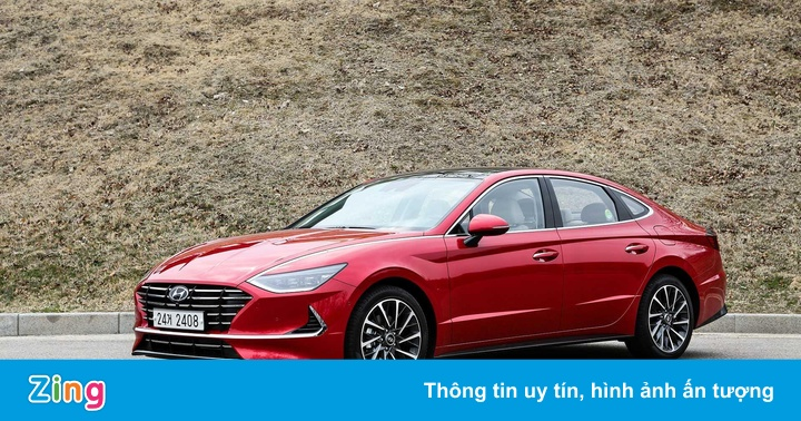 Đánh giá Hyundai Sonata 2020: Thiết kế đẹp, động cơ không ấn tượng
