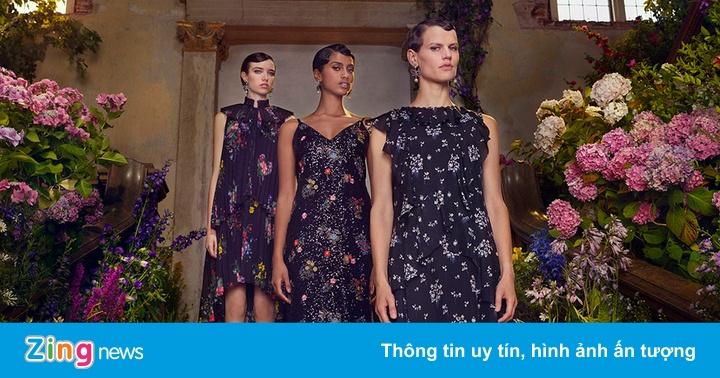 Bộ sưu tập H&M x Erdem: Họa tiết hoa nhí lên ngôi