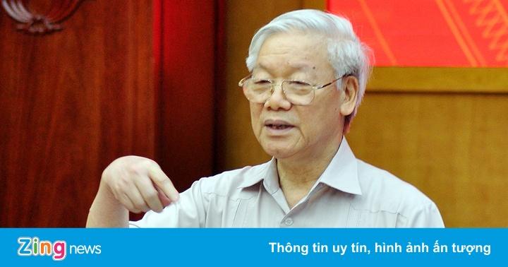 Tổng bí thư trả lời cử tri về việc kỷ luật ông Đinh La Thăng