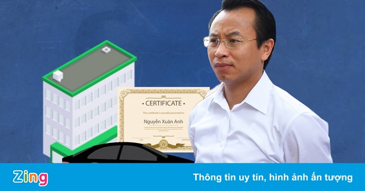 Ông Xuân Anh bị cách chức Bí thư Đà Nẵng, thôi Ủy viên Trung ương