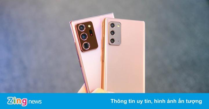 Galaxy Note20 mới như 'hổ thêm cánh' khi trang bị công nghệ UWB
