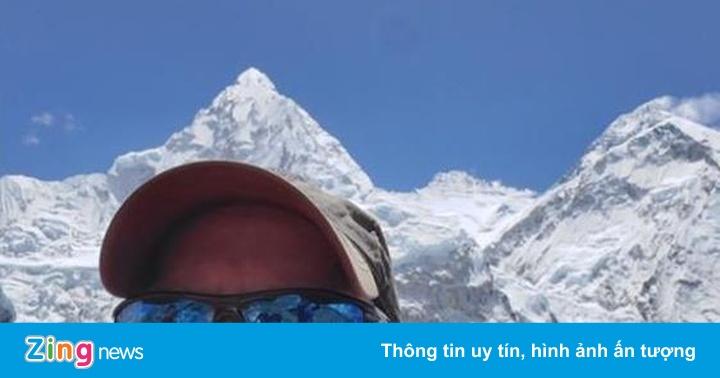 Luật sư người Mỹ thiệt mạng trên đường chinh phục đỉnh Everest