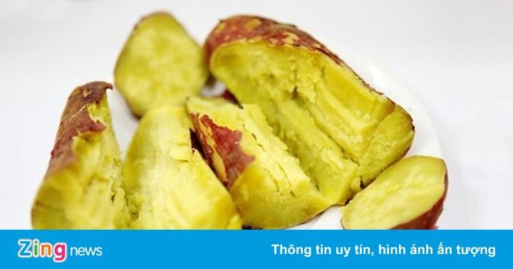 Ăn Khoai Lang Đúng Cách Để Giảm Mỡ Thừa, Làm Đẹp Da Hiệu Quả - Dinh Dưỡng -  Zing.Vn
