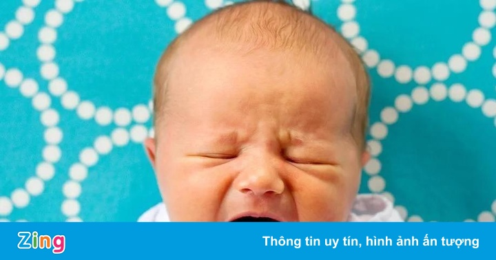 9 nguyên nhân phổ biến khiến trẻ quấy khóc