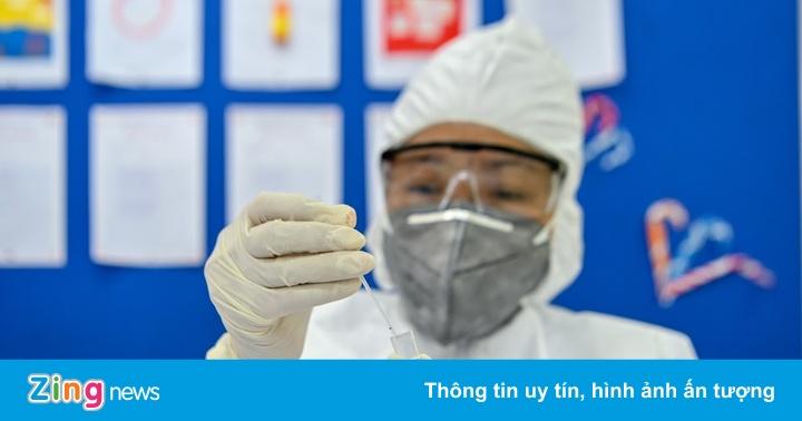 Hà Nội ghi nhận 2 ca dương tính với SARS-CoV-2 - xổ số ngày 24122019